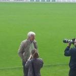 Führte den Verein in ruhiges und seriöses Fahrwasser: Präsident Werner Spinner