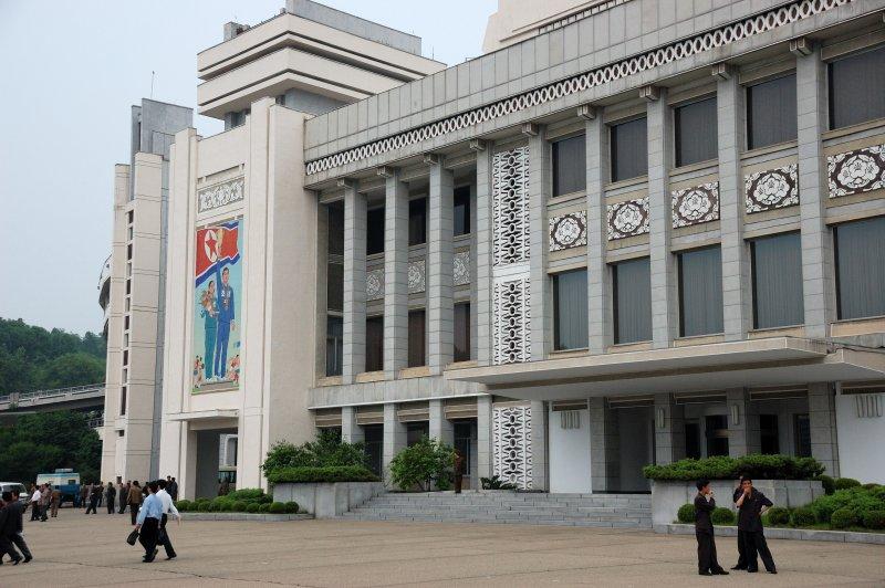 Das Kim Il-Sung-Stadium in Pjöngjang wird demnächst Austragungsort einiger Bundesligaspiele (Quelle: http://www.flickr.com/photos/fljckr/2603178547, licensed under CC BY-NC-ND 2.0)