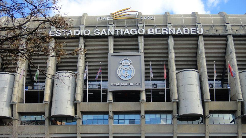 Estadio Santiago Bernabeu - bald vom 1.FC Köln gestürmt?