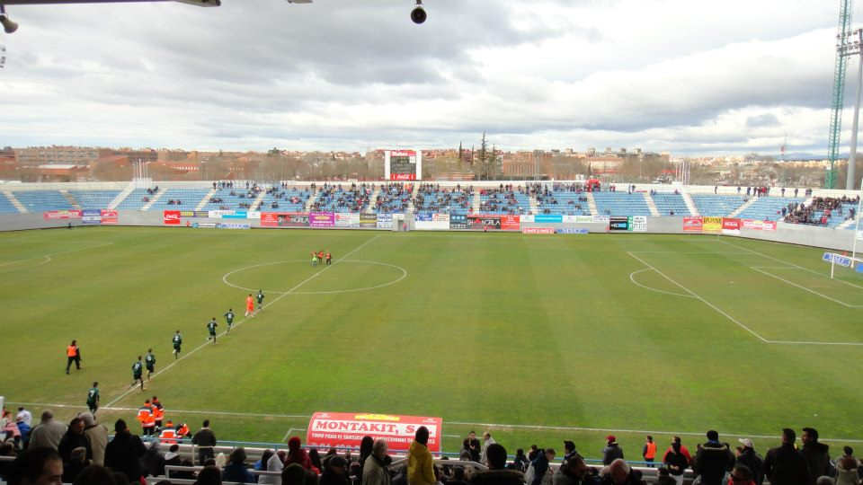 Stadion Leganes